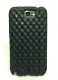 Samsung Galaxy Note 2 II N7100 Weave Texture Pattern Soft Case