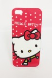 iPhone 5 Hello Kitty Plastic Protector Case (More Colors)