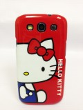 Samsung Galaxy S III Hello Kitty Protector Clip On (More Models)
